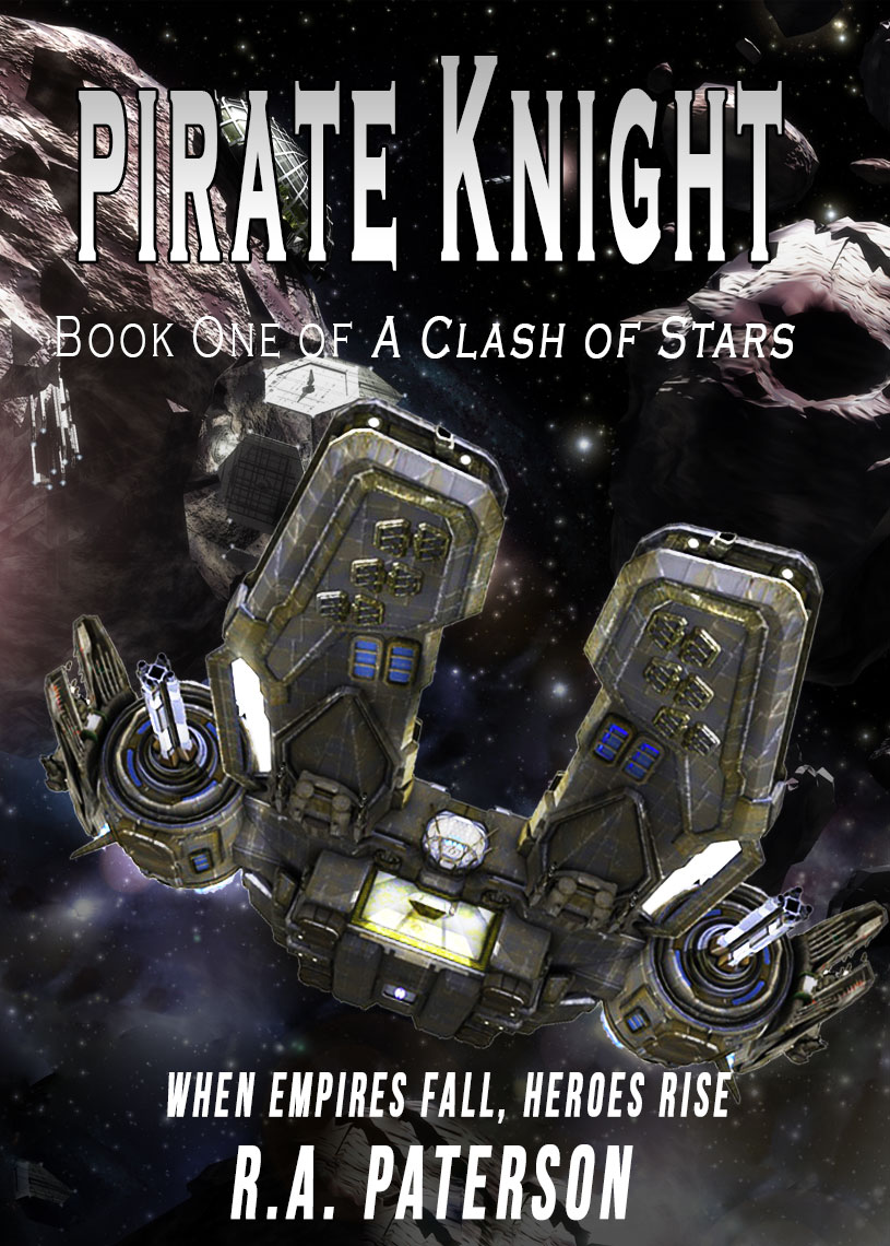 Pirate Knight Cover