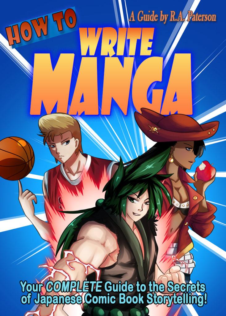 How to Write Manga!